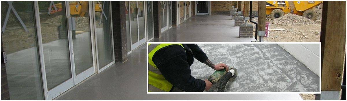 Industrial Flooring - Case Studies