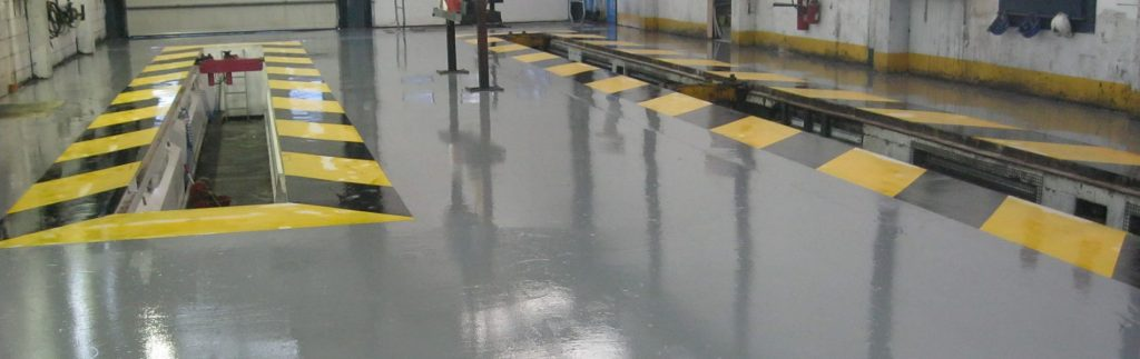 Epoxy Coatings & Screeds