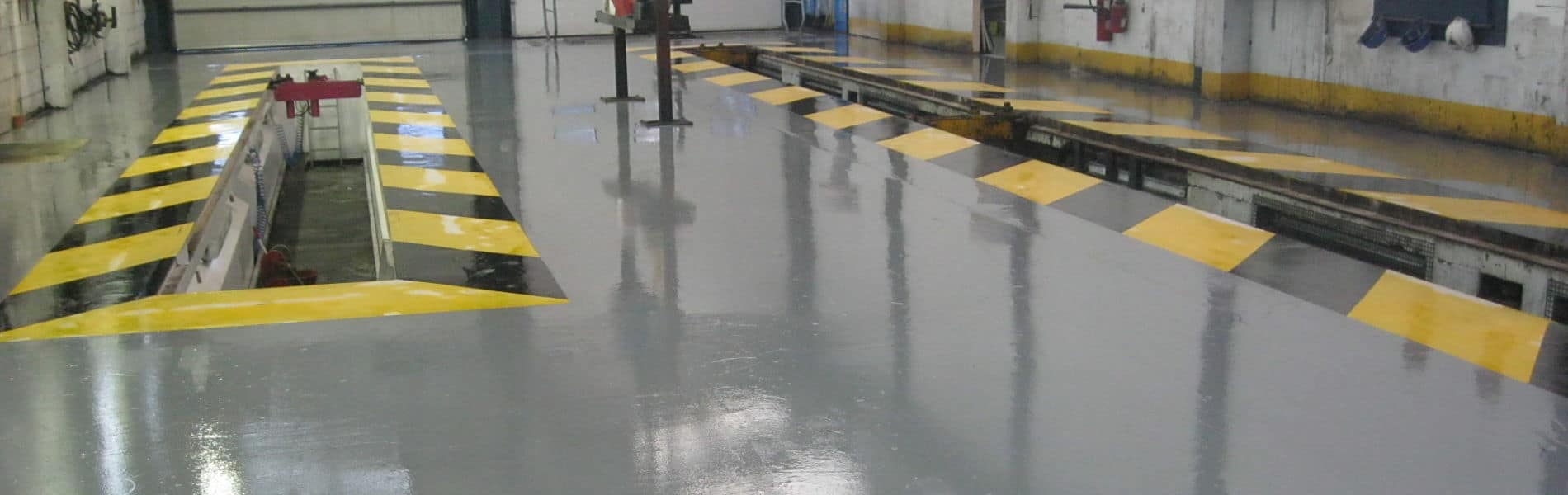 Epoxy coatings screeds for Commercial flooring contractors
