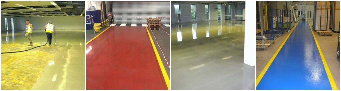 Cementitious Pump Screeds - Examples of Cementitious Pump Screeding