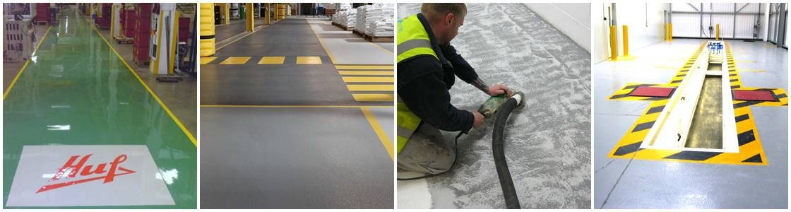 Industrial Flooring Milton Keynes - Resin Flooring Milton Keynes UK
